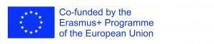 EU logo for ERASMUS+_right side text