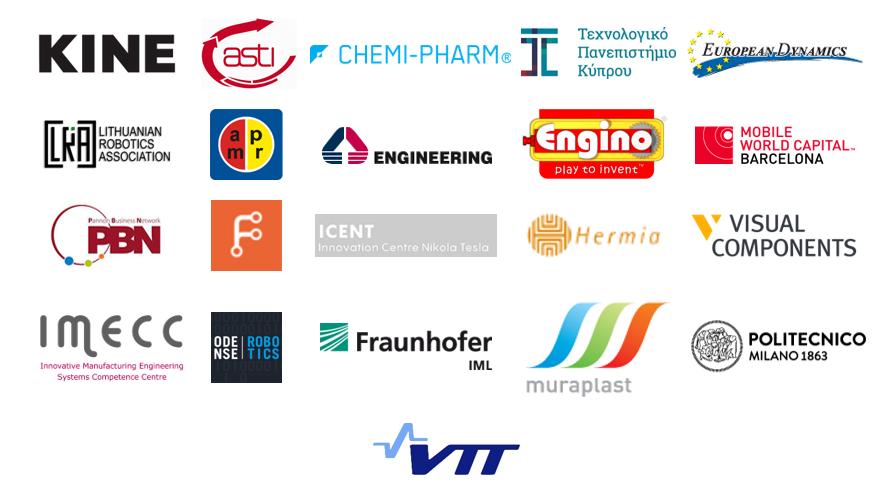 projekti partnerid